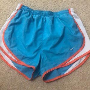 Woman's Nike dri fit shorts
